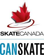 New CanSkate Logo