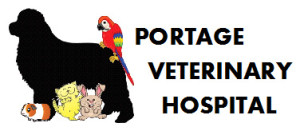 Portage Veterinary Hospital logo